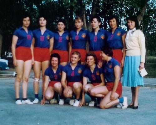 1959 sélection Paris avec qques internationales A
