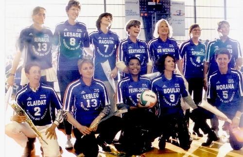 Equipe de France féminine du siècle