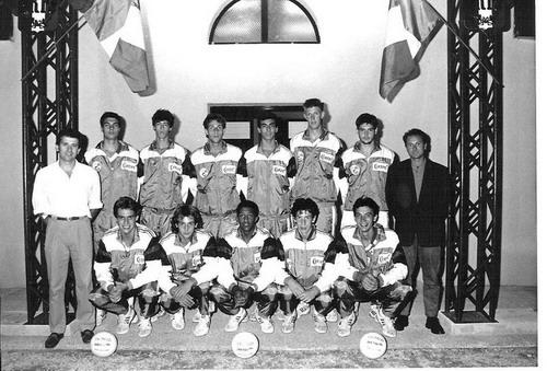 CNVB 1991-1992