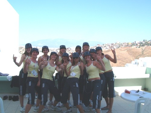 2005 Equipe de France Universiade Izmir