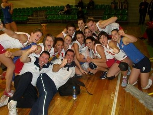 2007 Eq France fém Cad TQCE Moscou Victoire