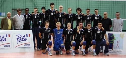 CNVB saison 2008-2009