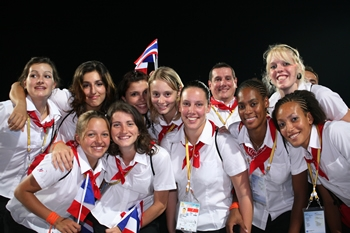 2007 Equipe de France U - Universiade de Bangkok 24è