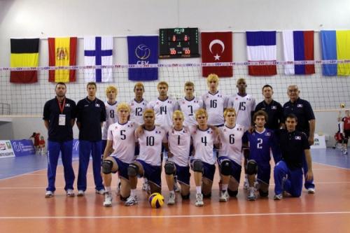 2011 Eq. de France jeune -19 CE Turquie