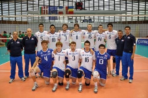 2011 Eq de France au TQCM battue par la Bulgarie organisatrice