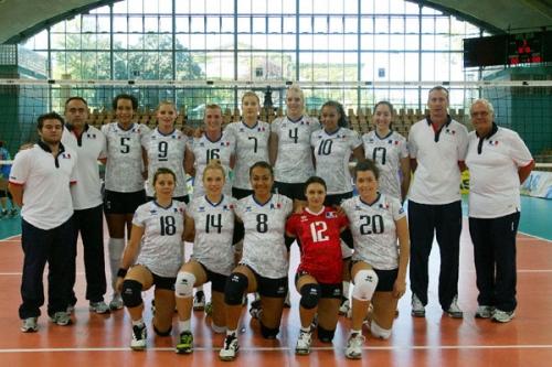 2012 Equipe de France A au TQCE