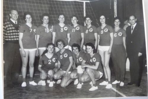 1959 Equipe de France A - Tournoi à Leipzig
