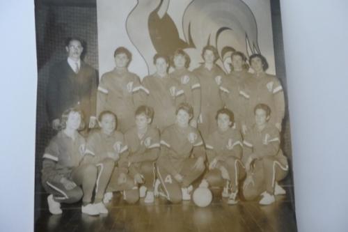 1960 Equipe de France A - Tournoi en Hollande