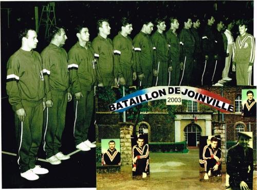 1961 Equipe de France très BJ - retrouvailles 2003