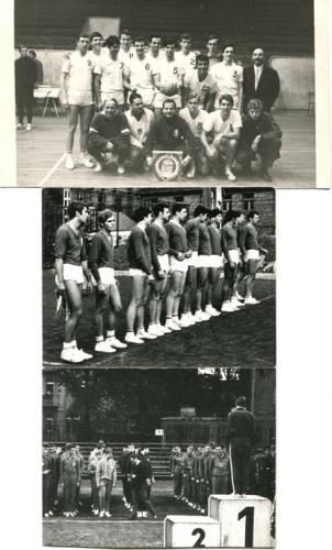 1966 Equipe de France Juniors au CE