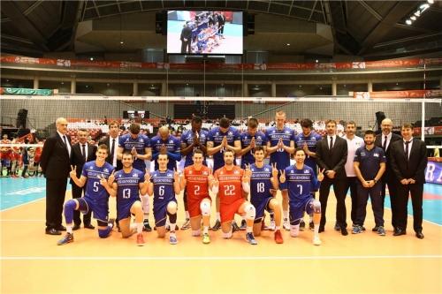 2016 Equipe de France au TQO du Japon