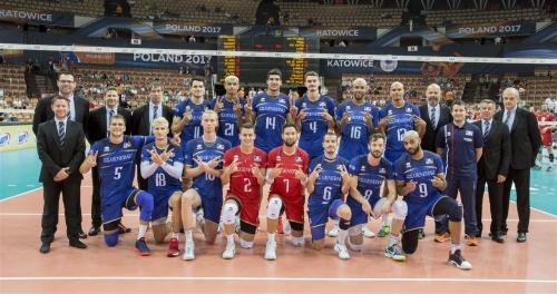 2017 Equipe de France - CE en Pologne