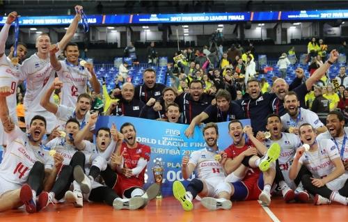2017 Equipe de France en WL-  les champions