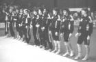 1985 Eq France A  au CE Pays-Bas 8è