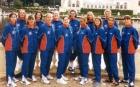 2000 Eq France A  en stage à Bagnoles de l'Orne