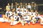 2003 Eq France A Vice Championne d'Europe en Allemagne