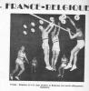 1953 Eq France A au filet