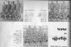 1970 Eq France A-A'  revue des effectifs objectif CM
