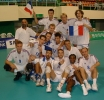 2003 Equipe de France Universiade Daegu/Corée terrain