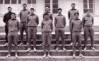 1968 Equipe de France militaire au BJ - prépa Championnat du Monde