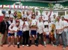 Equipes de France de Volley-Ball masculines  :: 2006 Eq France M Jun CE médaille argent