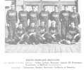 1949 Eq France A  au premier Champt du Monde en Tchéchoslovaquie 6è