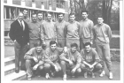 1965 Equipe de France Universitaire Tournoi/Fribourg-Allemagne
