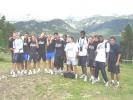 2004 Eq France M Juniors prépa CE
