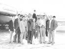 1966 Eq France A envol vers Prague CM