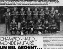 1985 Equipe de France militaire