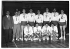 1964 Equipe de France Universitaire Tournoi/Lisbonne-Portugal