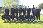 2004 Eq France M Cadets  - gagnera le Tournoi des 8 Nations