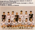 1988 Eq France A / JO Séoul