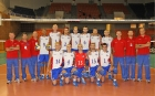 2008 Eq France Junior Champions d'Europe U20