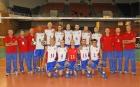2008 Eq France Junior Champions d'Europe U20