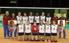Juniors  :: 2009 Eq France f Jun TQCM Pologne