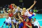 2009 Eq de France Jeunes-19 Champions d'Europe 2è titre