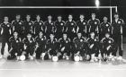 1985 Eq France A le groupe objectif CE85 et CM86