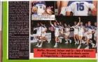 1992 Eq France A  JO Barcelone - TQO Castelnau  tour-de-piste de joie