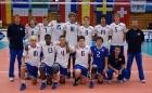2010 l'équipe de France cadets remporte le Tournoi 8 Nations en Belgique