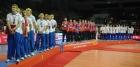 2011  Eq. de France -19ans - Vice-Champions d'Europe en Turquie