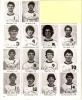 1984 Equipe de France Junior 4è au CE en France