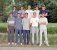 1994 Equipe de France Junior Vice-Champions d'Europe à Ankara  photo2