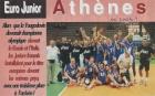 2000 Equipe de France Junior - CE en Italie/ le Bronze
