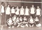 1980 Equipe de France A - match contre la Suisse