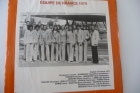 Equipes A  :: 1979 Equipe de France A - CE en France
