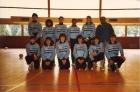 1984 Equipe de France A - Aout - avant tournoi de Varna, Bulgarie