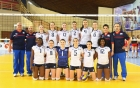 Juniors  :: 2013 Equipe de France Junior-20 - TQCM en Serbie