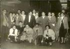 1952 Equipes de France H et F au CM à Moscou
