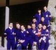 1963 Equipe de France en Coupe d'Europe à Florence